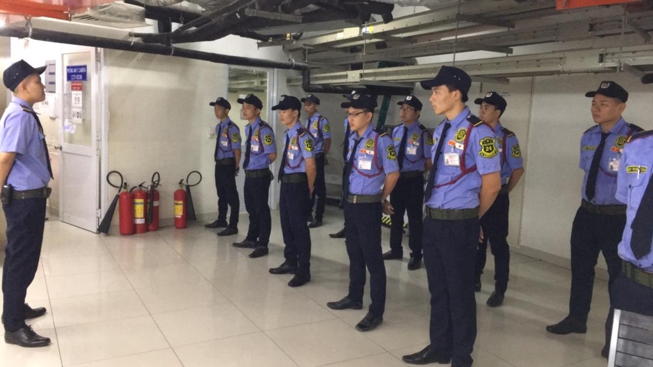 Dịch vụ bảo vệ Tòa nhà, Văn phòng, Cao ốc